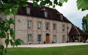 Le chateau de mon pere - Villers aux Corneilles