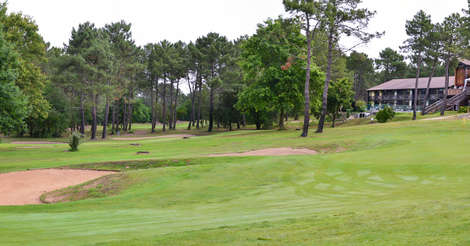 Golf troph e de la ville m doc oc an lacanau carcans - Carcans maubuisson office de tourisme ...