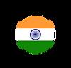 Zertifizierung für den Empfang der indischen Kunden