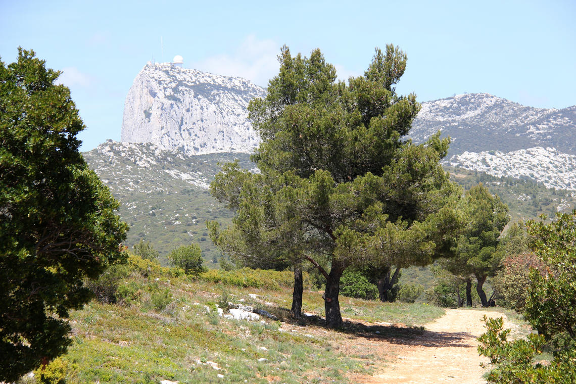 Pic de Bertagne-Observatoire-Sainte-Baume OTI Aubagne.jpg