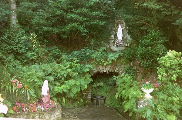 ND de Lourdes - Le Saint - crédit photo OTPRM.JPG