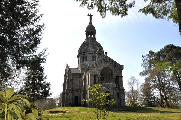 chapelle du Sacré-Coeur - Berné - crédit photo OTPRM (36).JPG