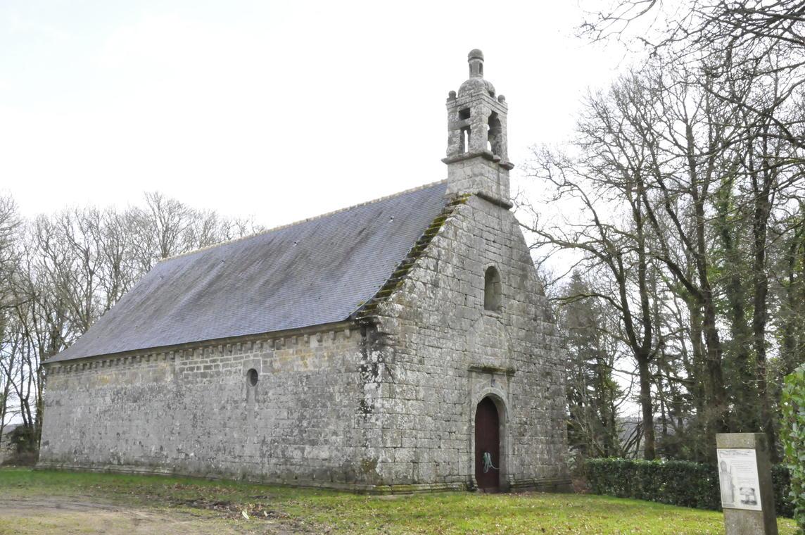 chapelle saint-Guénin - Plouray - ©OTPRM (44).JPG