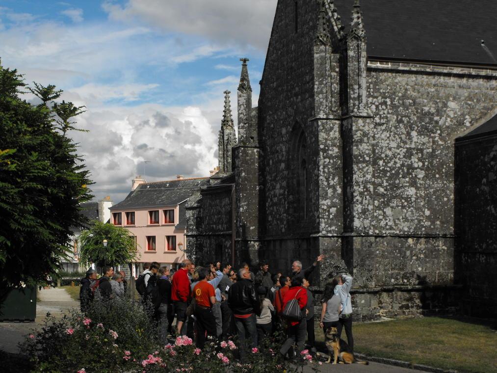 Kirofest (2013) - Kernascleden - Pays roi Morvan - Morbihan bretagne sud - CP Maison de la Chauve-souris (1).jpg