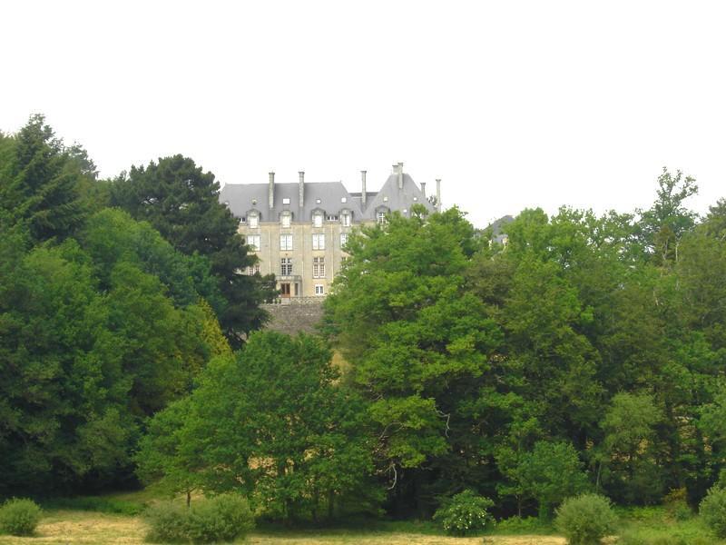 château de Pont-Calleck - Berné - crédit photo OTPRM.JPG