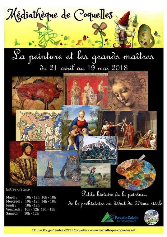exposition la peinture et les grands maîtres du 21 avril au 19 mai.jpg