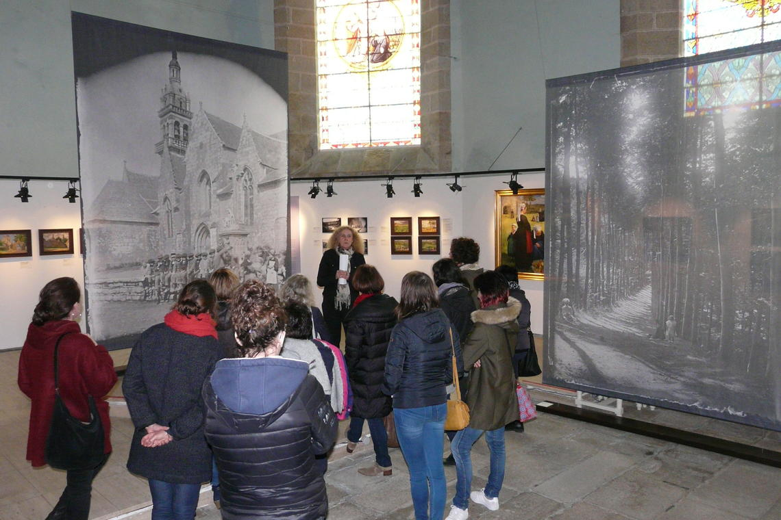 Visite flash © musée du Faouët.JPG
