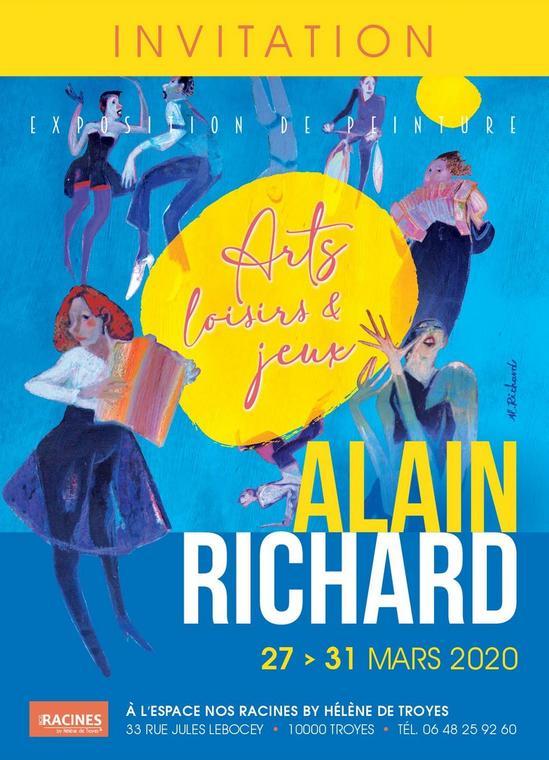 27 au 31 mars - Expo Alain Richard.jpg