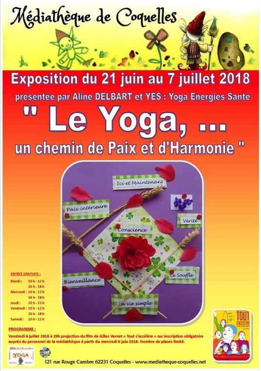 exposition « Le Yoga,… un chemin de Paix et d'Harmonie » 21 juin au 7 juillet.jpg