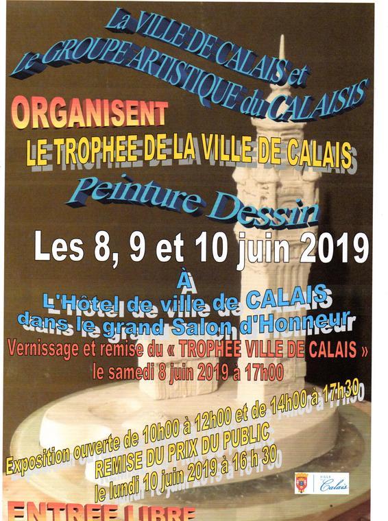 Trophée Peinture et Dessin de la ville de Calais  du 8 au 10 juin .jpg