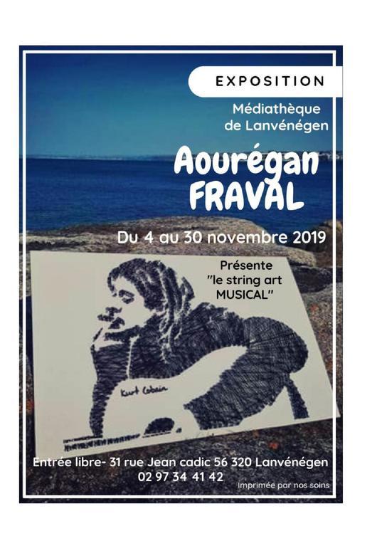 Expo_Aouregan_Fraval_Mediatheque_Lanvenegen_Novembre2019.jpg