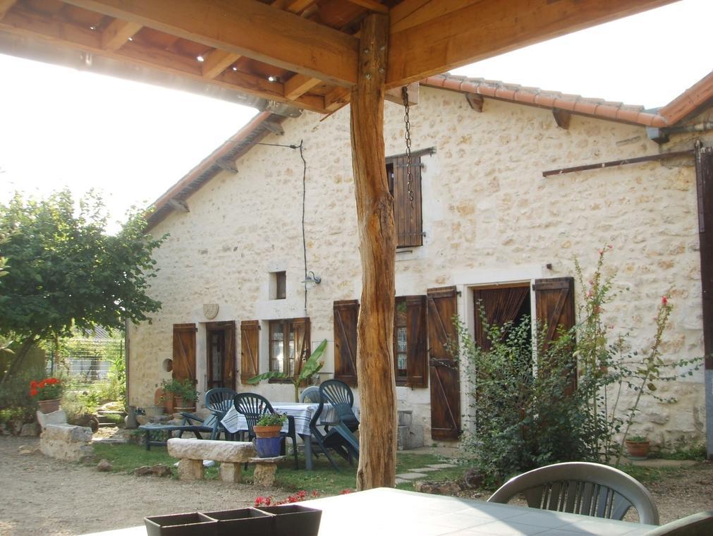 Gîte Chez l'Antoinette à - Persac ©Chez l'Antoinette.jpg