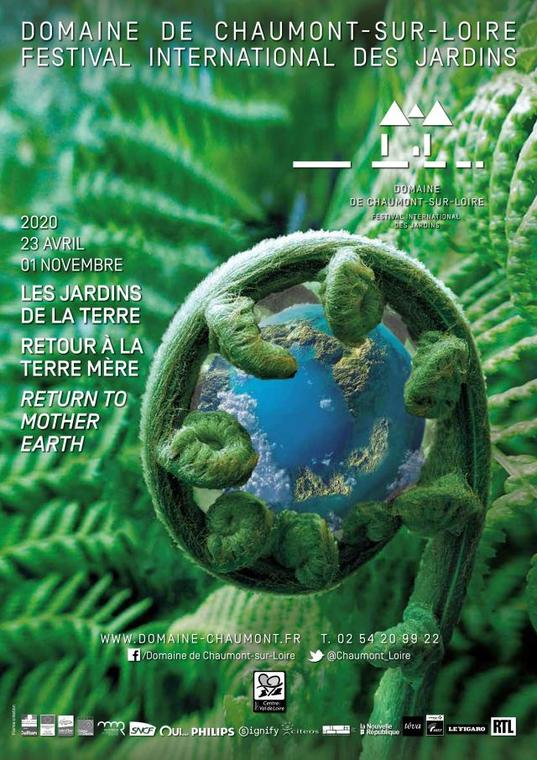 Festival International Des Jardins 2020 Nature And Relaxation