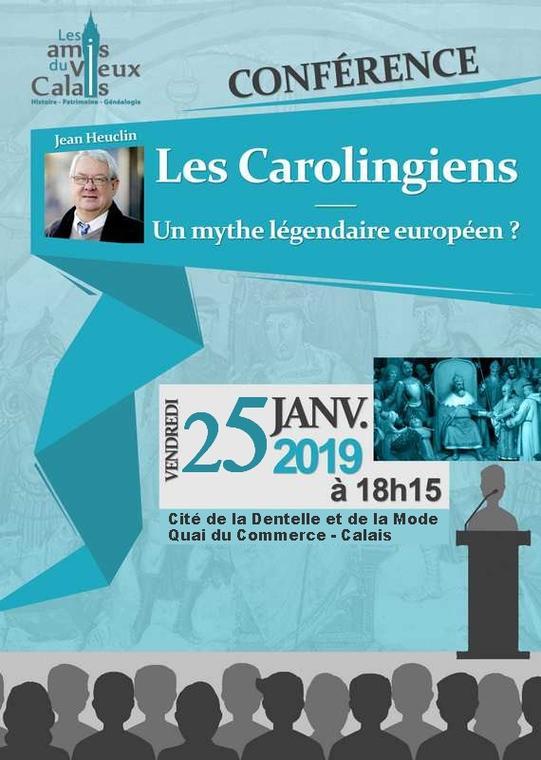 Conférence Les Carolingiens, un mythe légendaire européen 25 janvier.jpg