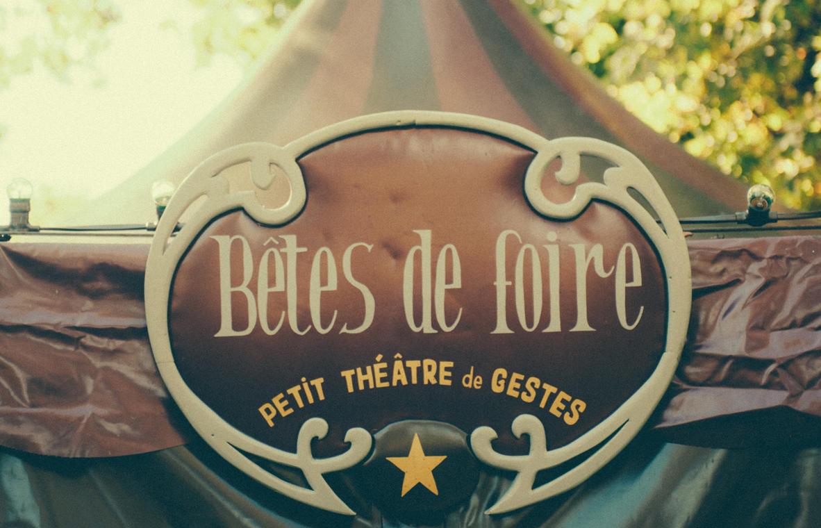 BÊTES DE FOIRE - PETIT THÉÂTRE DE GESTES // © LIONEL PESQUÉ.jpg