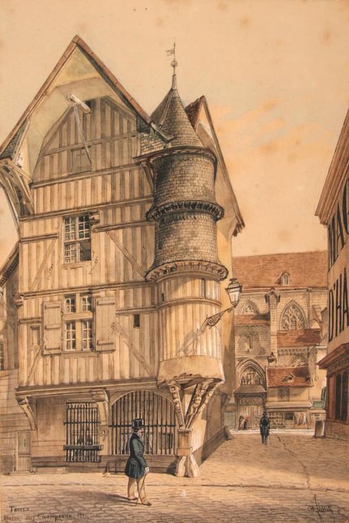 Charles Fichot - Tourelle Orfèvre.jpg