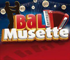 Affiche Bal musette