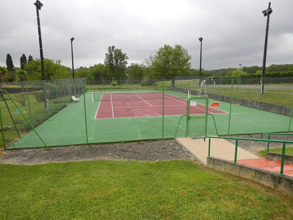 cours de tennis Saint-André