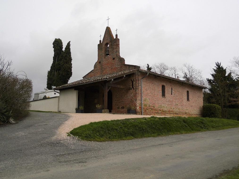 Chapelle Le Peyrigué