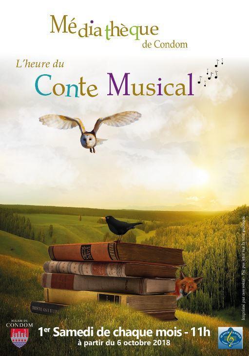 Conte musical 2018