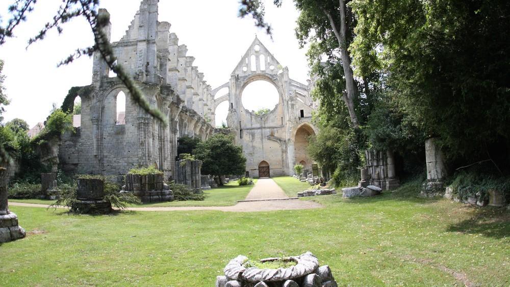 Abbaye de Longpont © OT Villers-Cotterets (104)