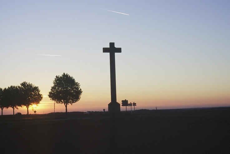 Calvaire de l'Ange Gardien < Guerre 14-18 < WWI < Chavignon < Aisne < Picardie < France