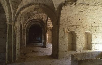 Crypte Saint-Médard < Soissons < Aisne < Picardie