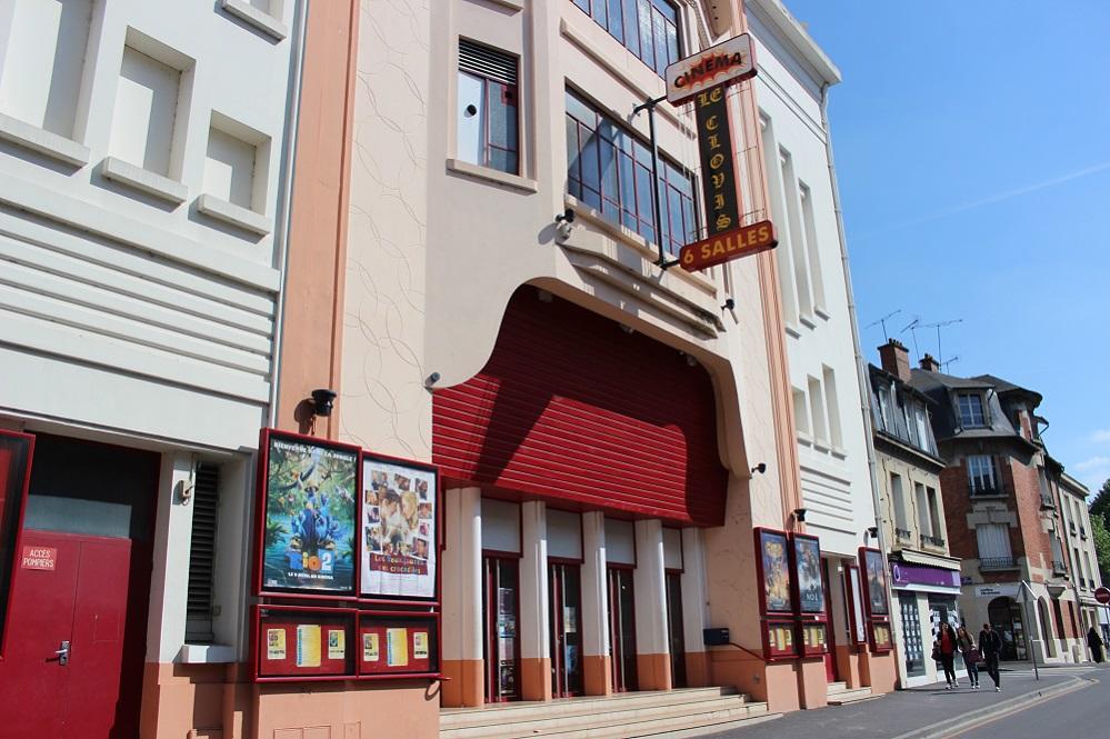 Cinéma Clovis < Soissons < Aisne < Picardie