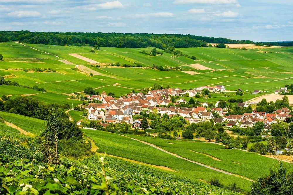 Panorama route touristique du Champagne < Aisne