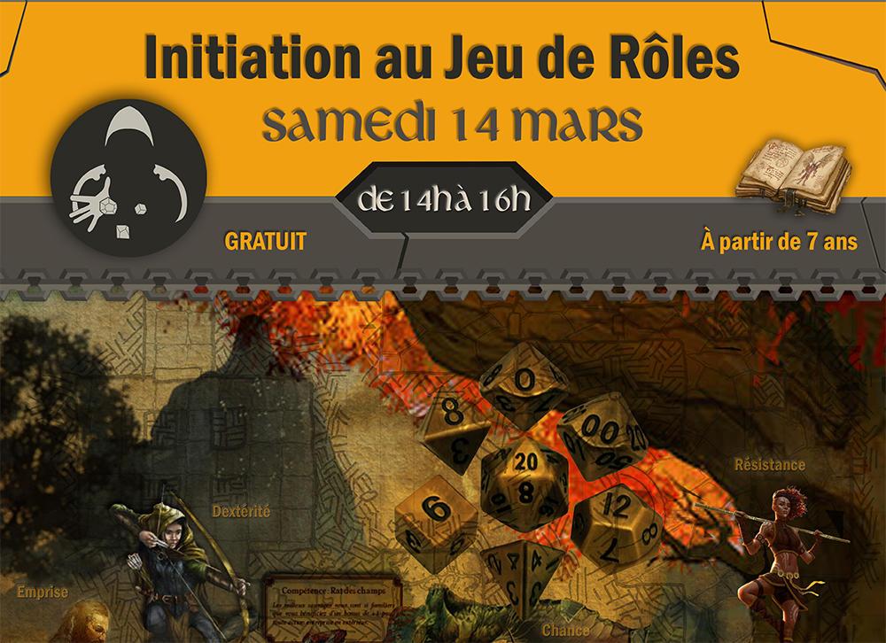 Session initiation jeux de rôles < Sissonne < Aisne < Picardie