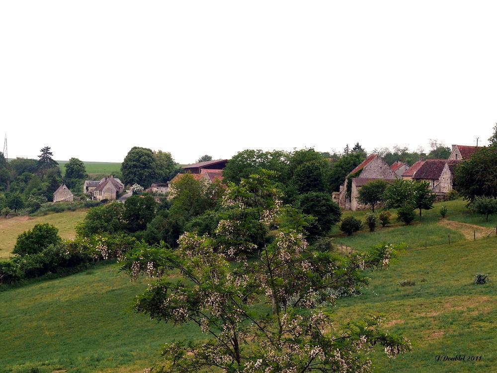 Village de Tannières
