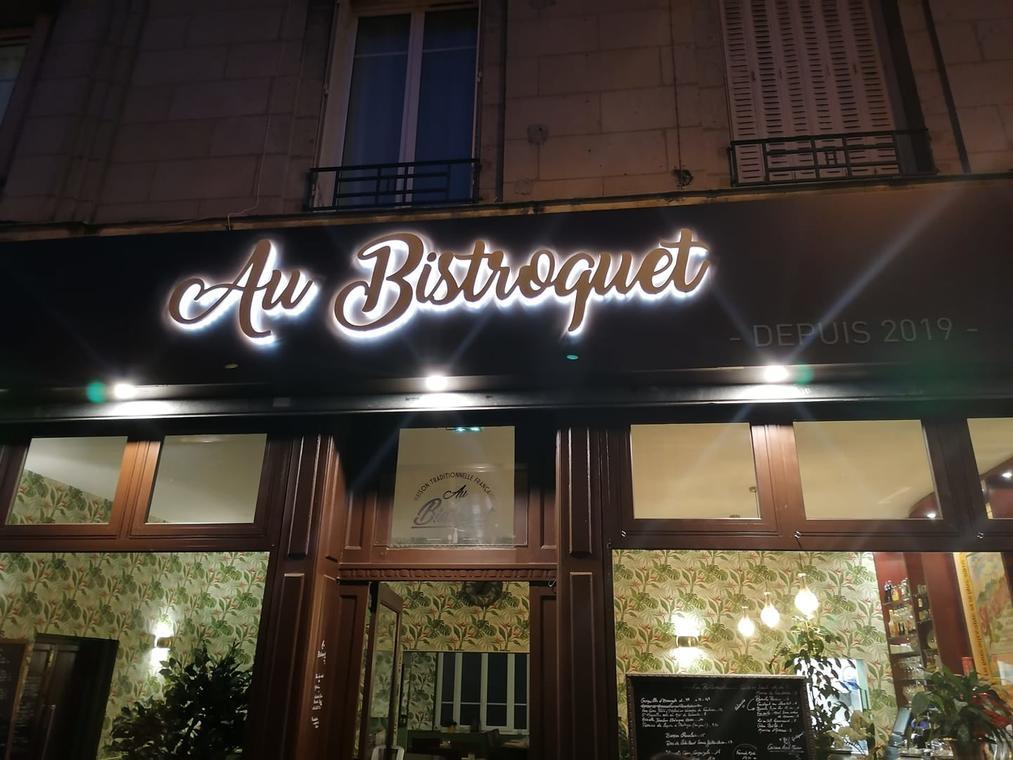 Le Bistroquet Soissons < Aisne <