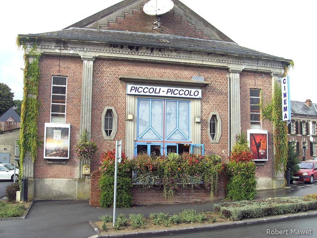 Cinéma Piccoli Piccolo < Vervins < Aisne < Picardie
