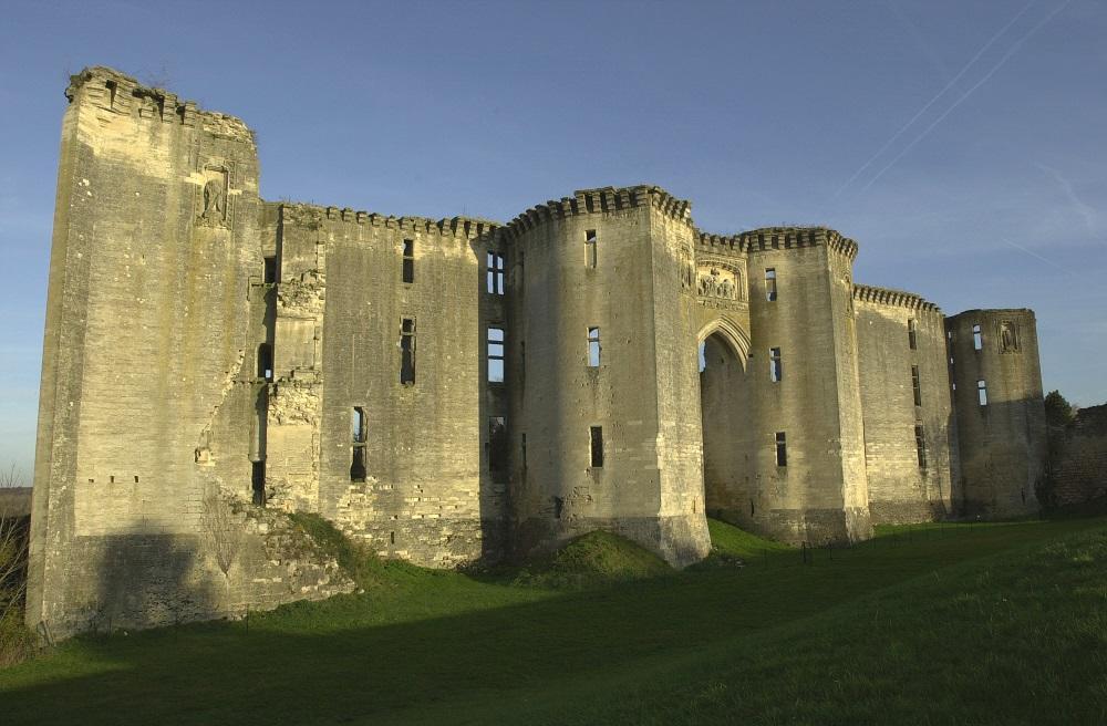 Ruines du château de La Ferté-Milon