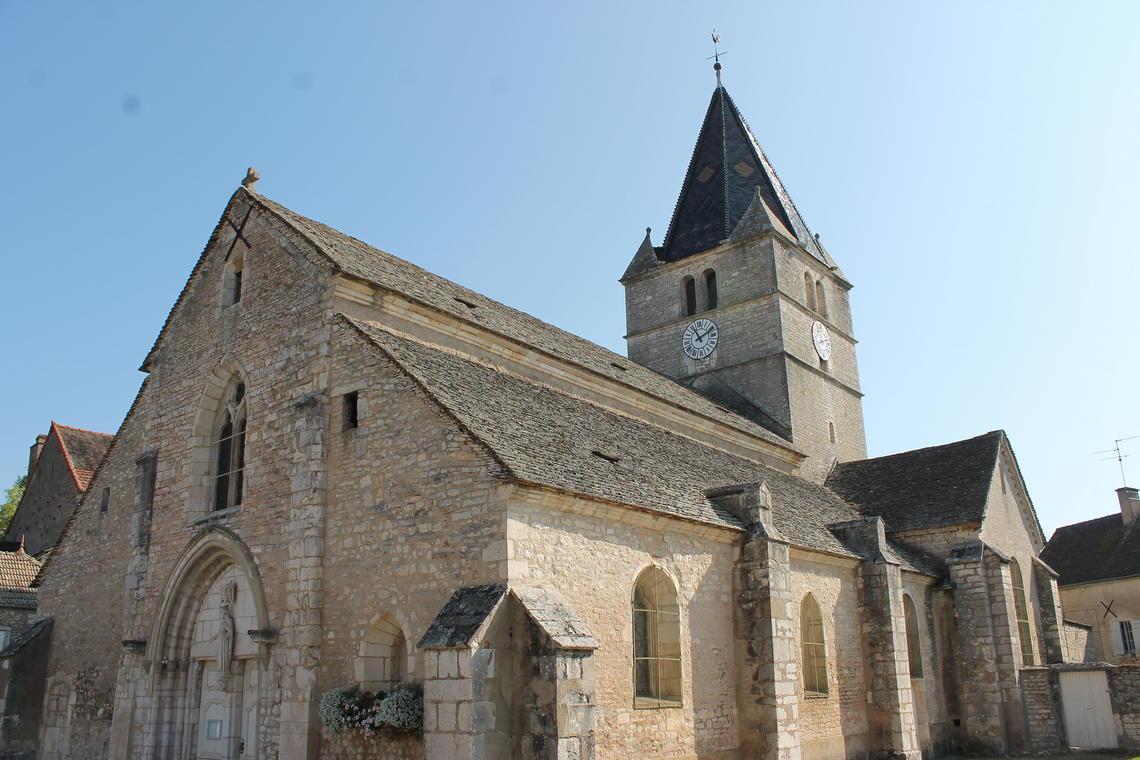 Eglise Saint Just Fontaines