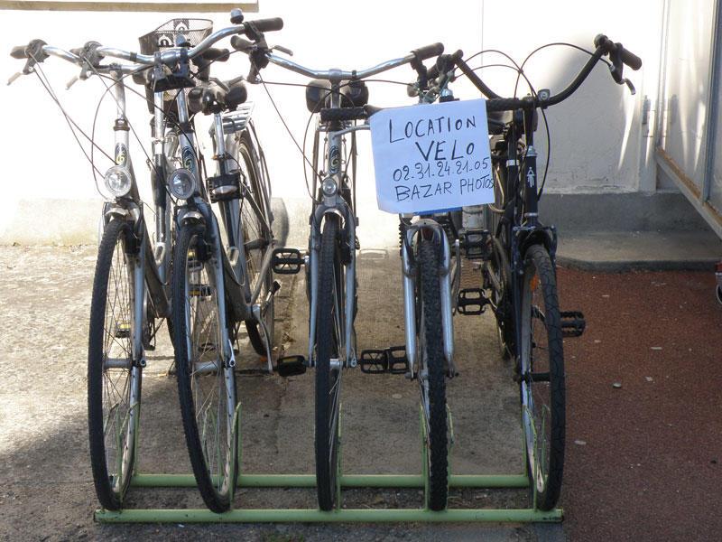 Location vélos Calvados