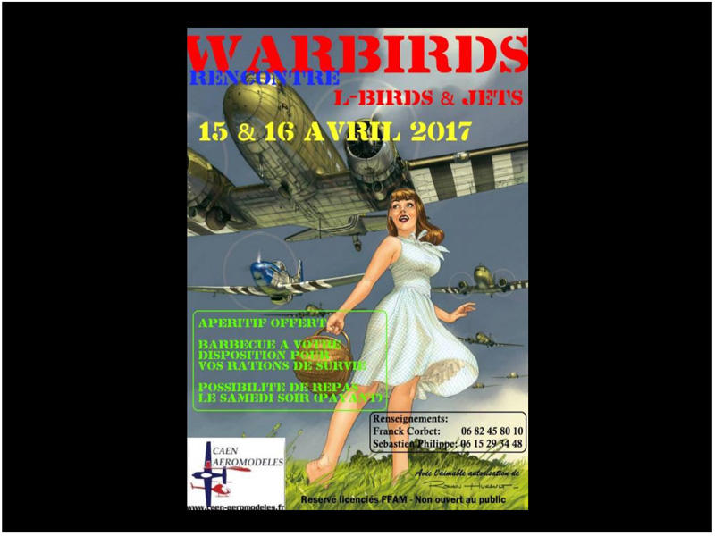 rencontres warbirds