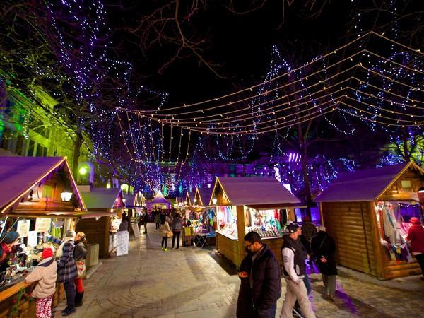Inauguration de la Magie de Noël
