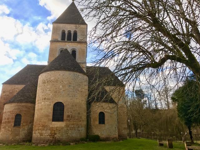 Eglise de Saint Léon sur Vézère©A (3)