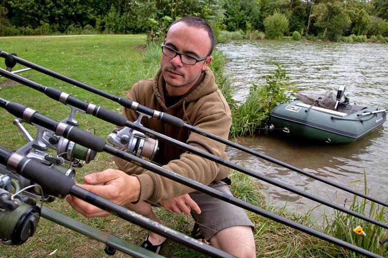 Moniteur-Guide de Pêche Diplômé en Eure et Loir