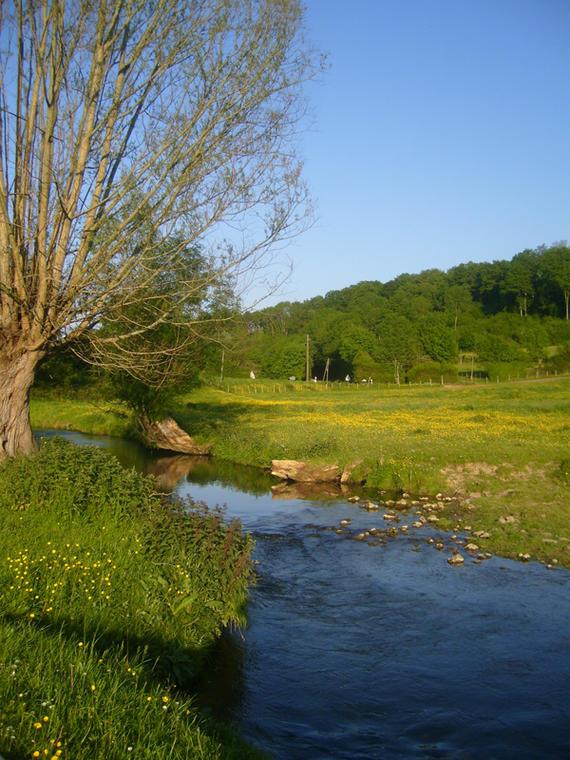 Autour du Maquis de Plainville - Marolles les Buis