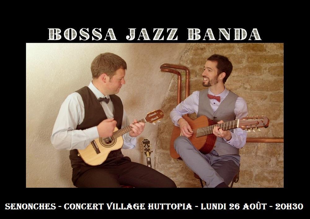 Affiche-Bossa-Jazz-Banda-26-aout-concert-huttopia