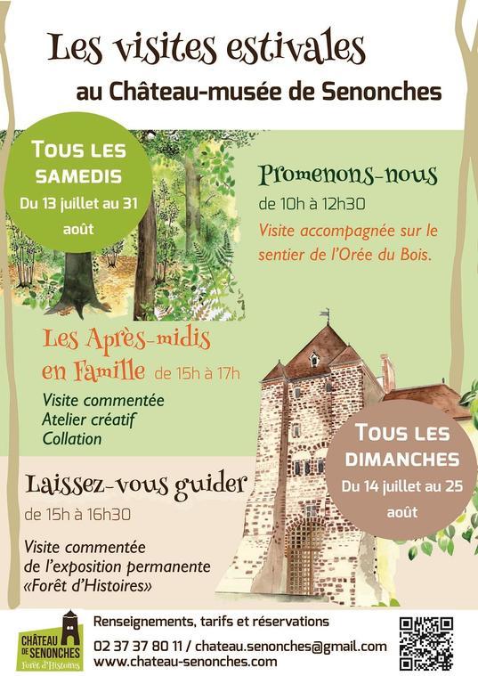 Animations-estivales-2019-Chateau-musee-de-Senonches-2