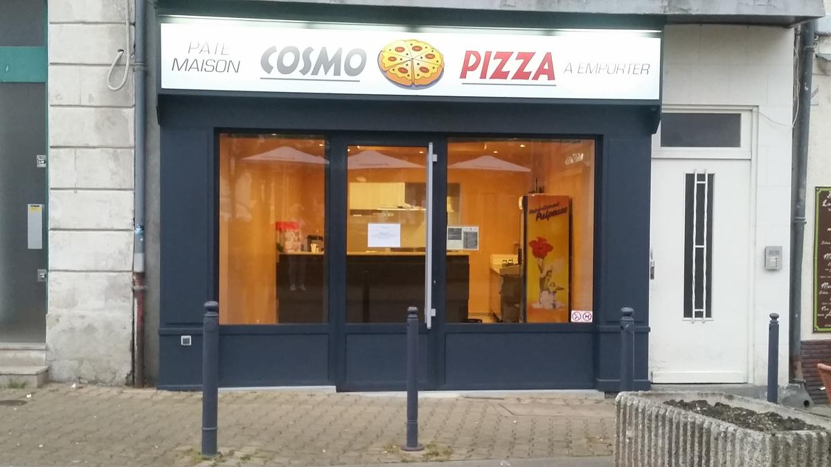 Cosmo pizza