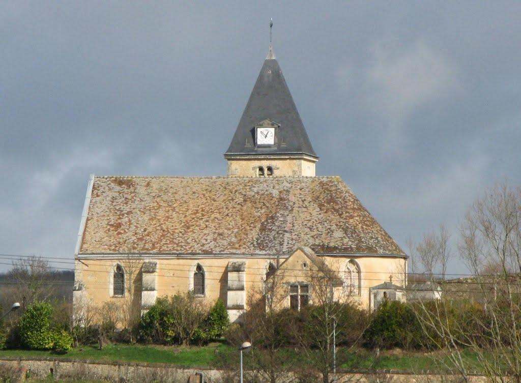 Eglise Champrond en Perchet
