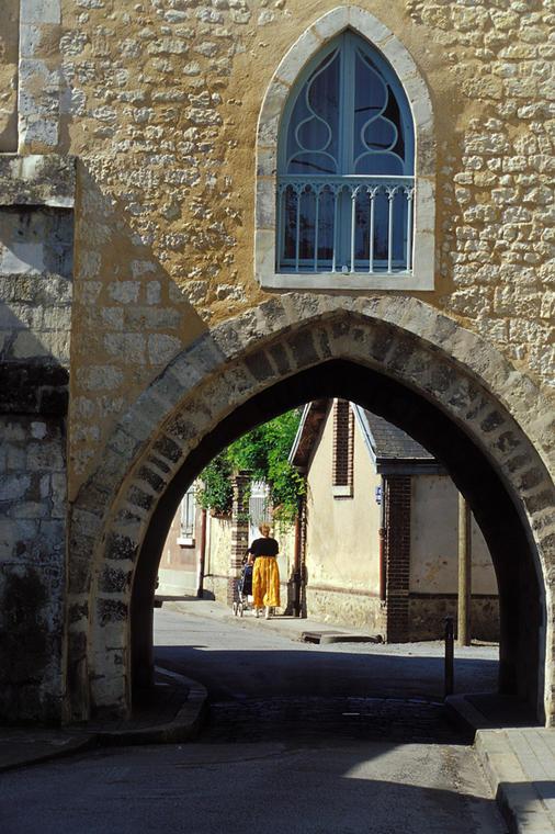 Eglise Saint-Laurent, mise au Tombeau