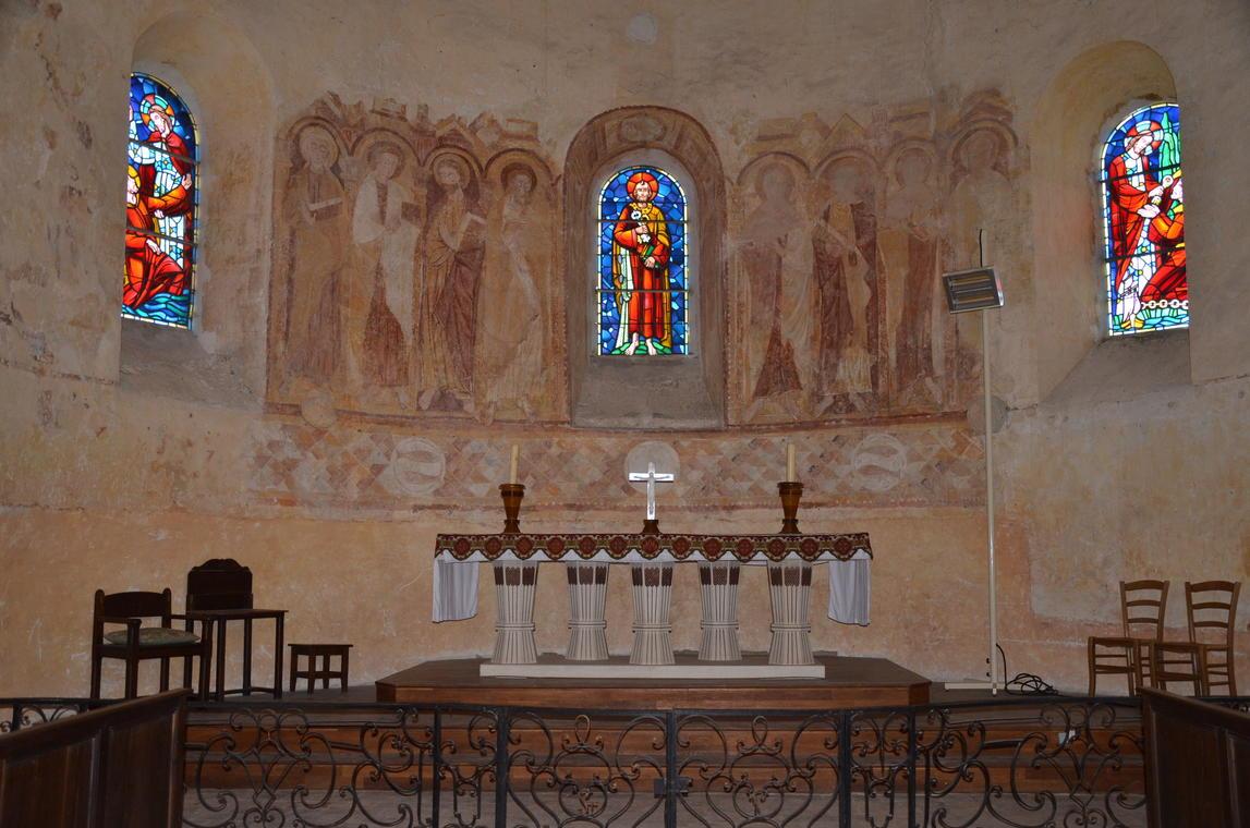 Eglise de Lutz en Dunois