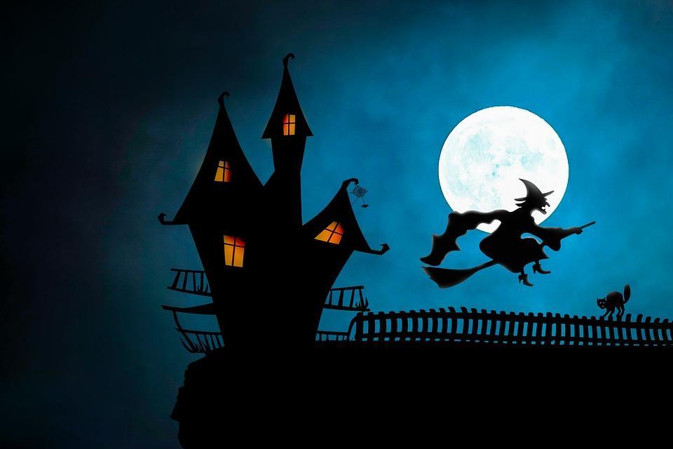 Halloween-histoire