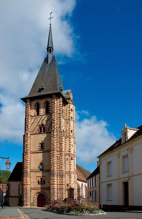 Visite de ville de Senonches