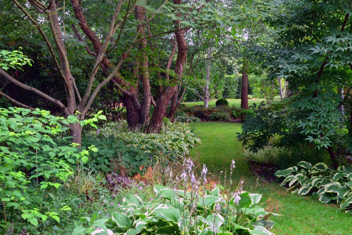 Visites des jardins de Jean-Pierre COFFE